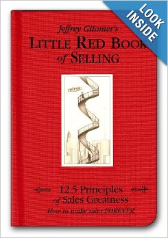 Little red book of selling 12.5 principles of sales greatness