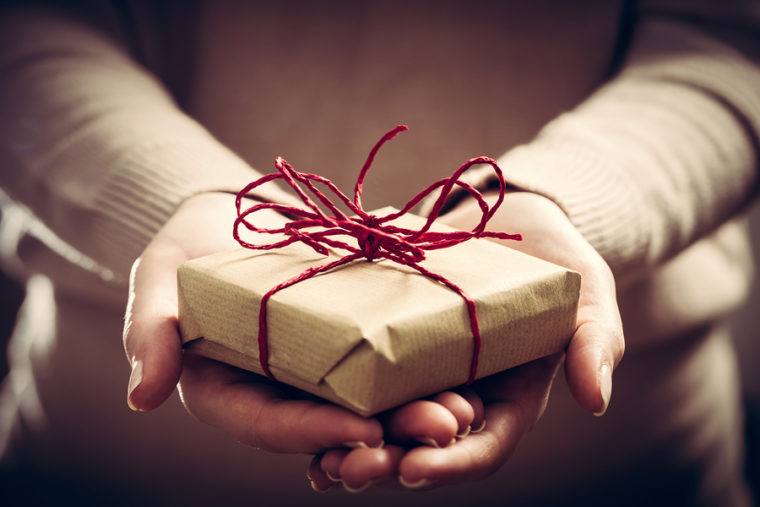 Gift Gift Giving List Christmas Impact