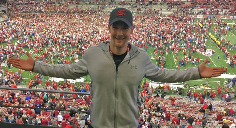 moments of significance, WSU, GoCougs, USC, Pullman, Martin Stadium, Matthew Akers